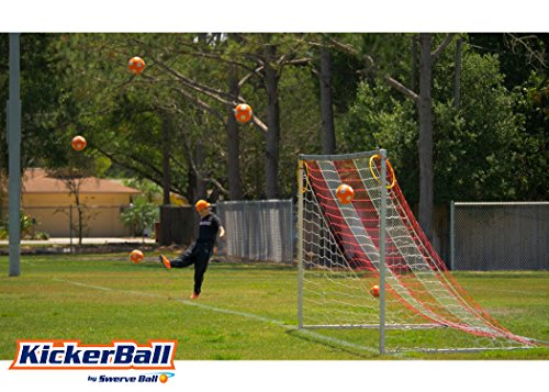 Kickerball By Swerve Ball The Ball That Bends Curves