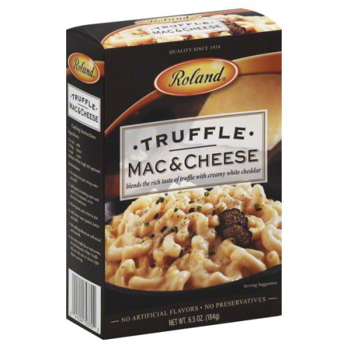 Roland Truffle Mac and Cheese, 6.5 Ounce - 12 per case. by Roland