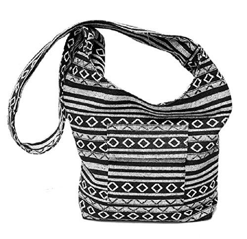 Boho Shoulder Sling Bag Pattern - 1