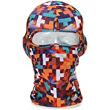 KAITUO Balaclava Face Mask Windproof Breathable Elastic Cool Fabric Hood For Outdoor Sports Ski Fishing Hunting Hiking Cycling Helmet Liner