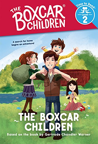 Boxcar Children Early Reader