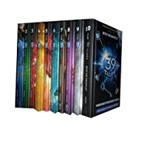 The 39 Clues 1 to 10 Books Set Collection. (The Maze of Bones, One False Note, The...