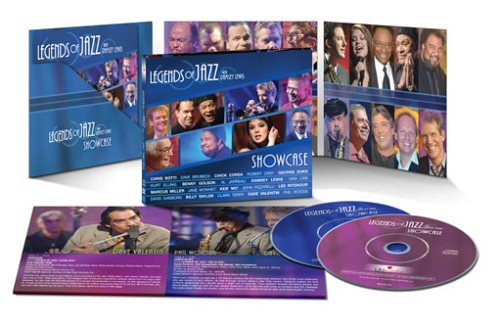 Legends of Jazz: Showcase (CD/Dvd) (Dig)