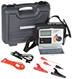 Megger MIT310-ENTCAL Insulation Tester, 1000 M Ohm, Resistance, 250V, 500V, 1000V Test Voltage with a NIST-Traceable Calibration Certificate with Data