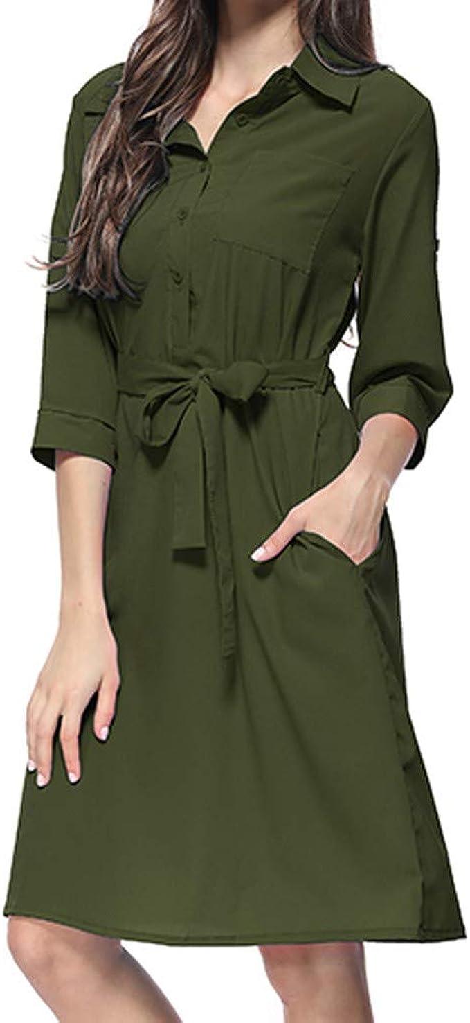 Vente coloré impression femmes sans manches courte robe//chemisier//tunique