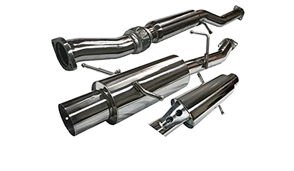 For Subaru Impreza 02-07 Exhaust System Stainless Steel Cat-Back Exhaust System