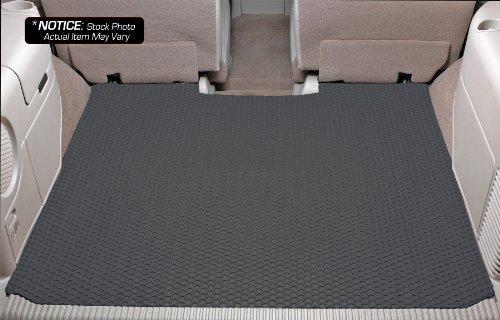 - Nissan Xterra Lloyd Mats Rubbertite Custom-Fit All-Weather Rubber Floor Mats Cargo Area - Grey (2005 05 2006 06 2007 07 2008 08 2009 09 2010 10 2011 11 2012 12 )