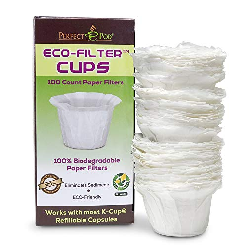 - Eco Filter Cups
