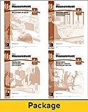 Key to Measurement, Books 1-4 Set (KEY TO...WORKBOOKS)