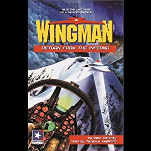 Wingman #9 Audiobook
