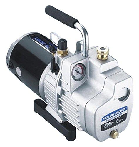 YELLOW JACKET 93580 Superevac Single Phase Pump, 8 Cfm, 115V, 60 Hz