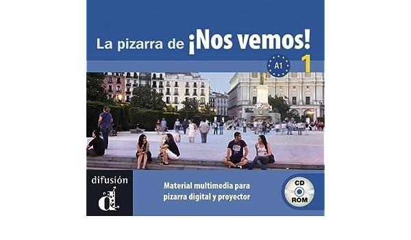 Nos vemos!: La pizarra de Nos Vemos! 1 (CD-ROM ...