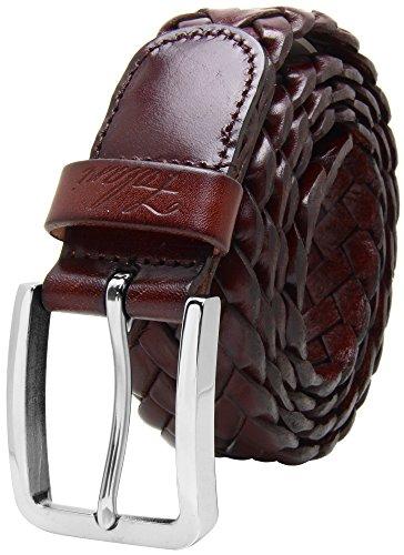 Reddish Brown Leather - 3
