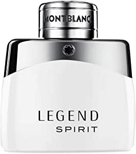 Montblanc Legend Spirit by Mont Blanc Eau De Toilette Spray 1 oz / 30 ml (Men)