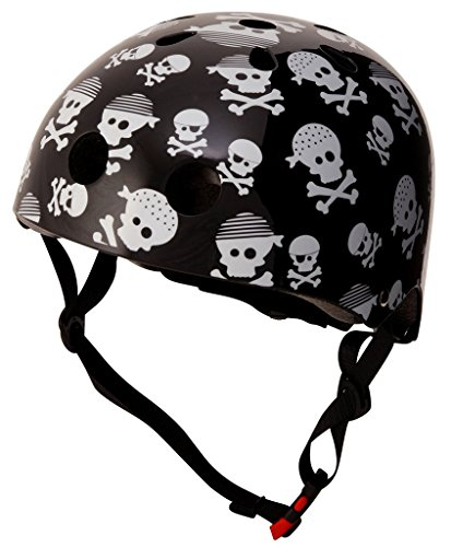 Kiddimoto Skullz Helmet, Medium (53-58 cm) Review