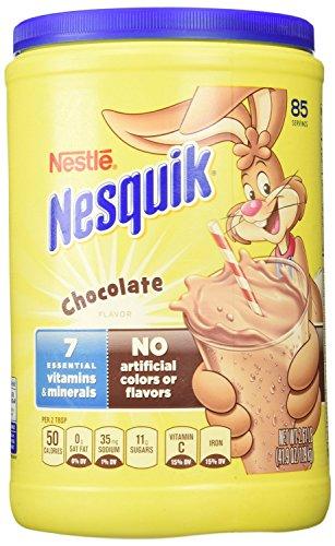 Nestle Nesquik Chocolate Powder 41.9 oz (Pack of
