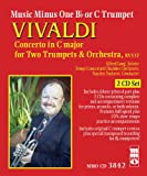 Vivaldi Concerto for Two Trumpets, , 159615456X