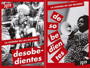 Agenda de las mujeres desobedientes 2019: Amazon.es: Vv.Aa ...