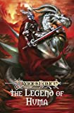 img - for Dragonlance: The Legend of Huma book / textbook / text book