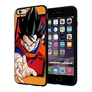"""Dragon ball collection, Dragonball #33, Cool iPhone 6 Plus (6+ , 5.5"""") Smartphone Case Cover Collector iphone TPU Rubber Case Black [By PhoneAholic]"""