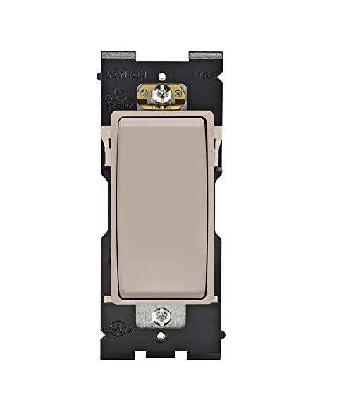 Leviton RE153CA Renu Switch for 3Way Applications 15A120277VAC