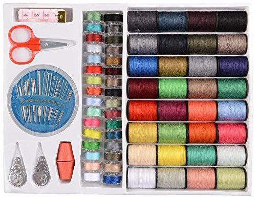 Generic Deluxe Geschenkboxedles Geschenkboxedles Geschenkboxedles Scherenfaden Nadeln Nähwerkzeug-Set Schere Tape Set Reise Deluxe Geschenkbox Nähwerkzeug-Set B07CNK96CH Küchenscheren 26fcf4