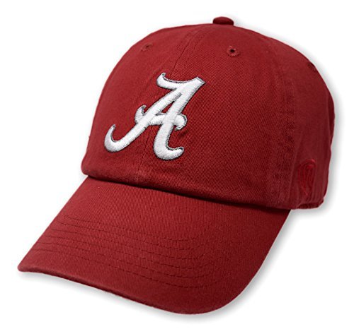 Top of the World Alabama Crimson Tide Men's Hat Icon, Crimson, Adjustable