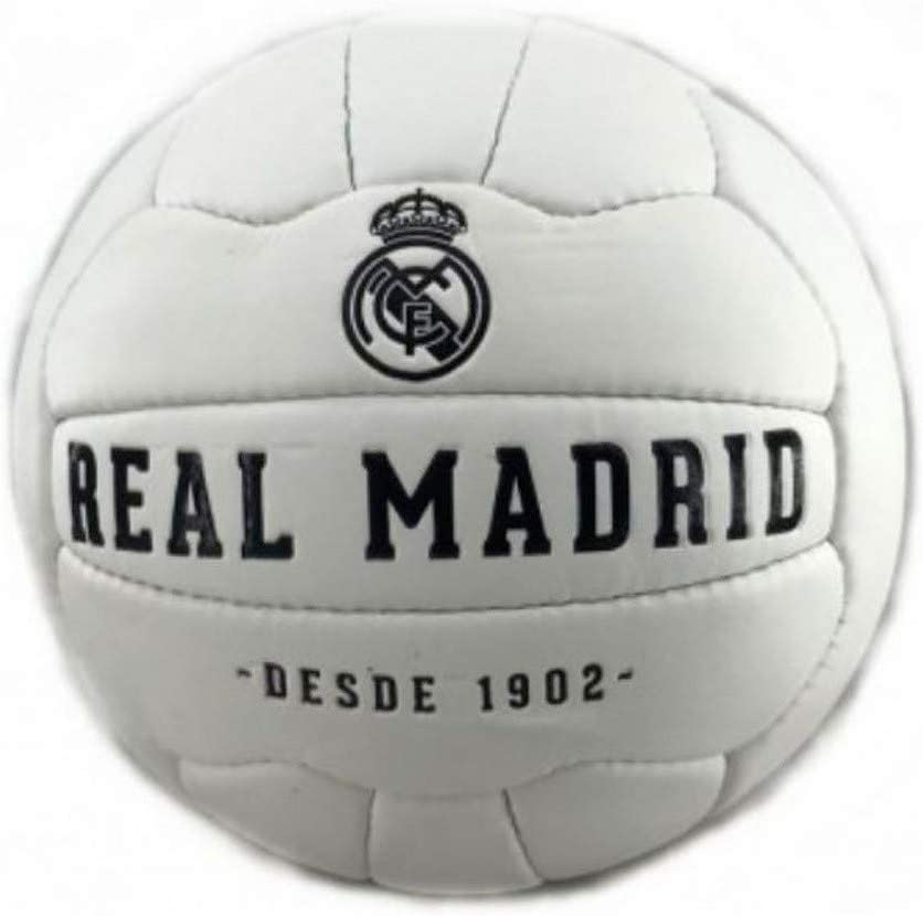 Real Madrid C.F. Balon HISTORICO Real Madrid Legends: Amazon.es ...