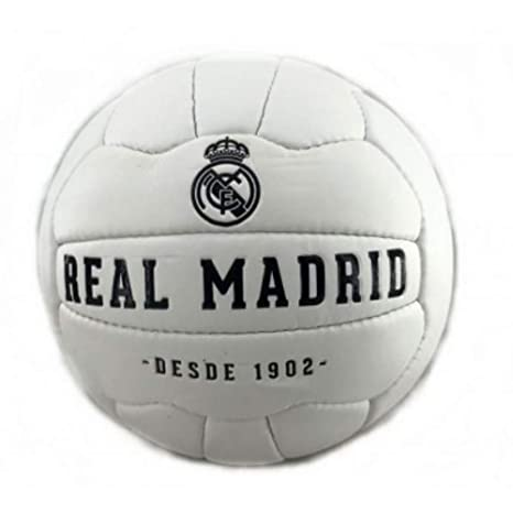 Real Madrid C.F. Balon HISTORICO Real Madrid Legends: Amazon.es ...