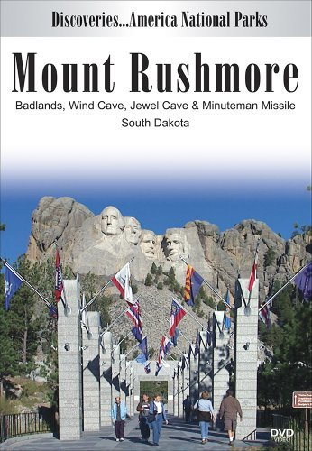 Discoveries America National Parks Mount Rushmore, Badlands, Wind Cave, Jewel Cave & Minuteman Missile, South Dakota