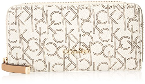 Calvin Klein Key Item Monogram Wallet by Calvin Klein