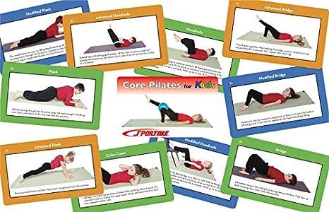 Amazon.com: Sportime Core para niños de Pilates Ejercicio ...