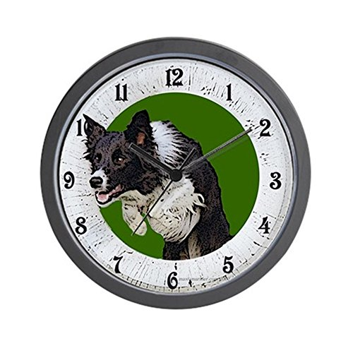 CafePress - Border Collie Agility Green - Unique Decorative 10