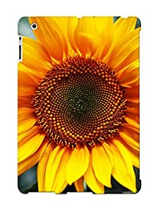 New Fashionable Stylishgojkqt GlR151yvLeq Cover Case Specially Made For Ipad 2/3/4(just Sunflower )