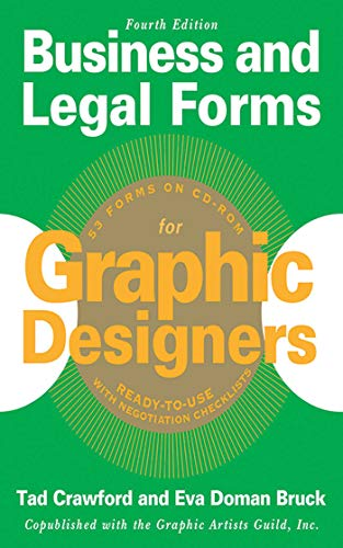 Business and Legal Forms for Graphic Designers (Business and Legal Forms Series)