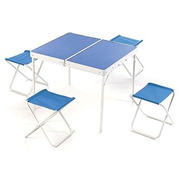 À Avec Pour Nic Pliante Pic Valise Table Chaises Camping OPZwXkiuT