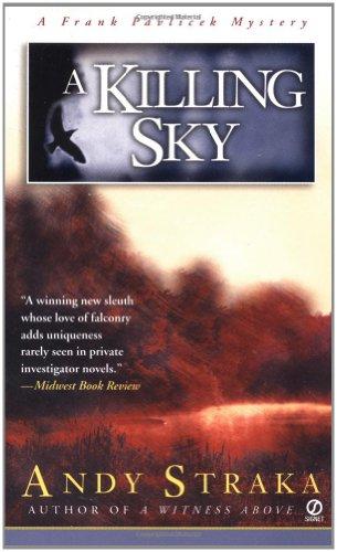 A Killing Sky (Frank Palvicek Mysteries)