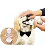 Kobwa Pet Pill Gun Handy Syringe with Soft Tip,Pill Dispenser Oral Tablet Capsule Or Liquid for Dog and Cat