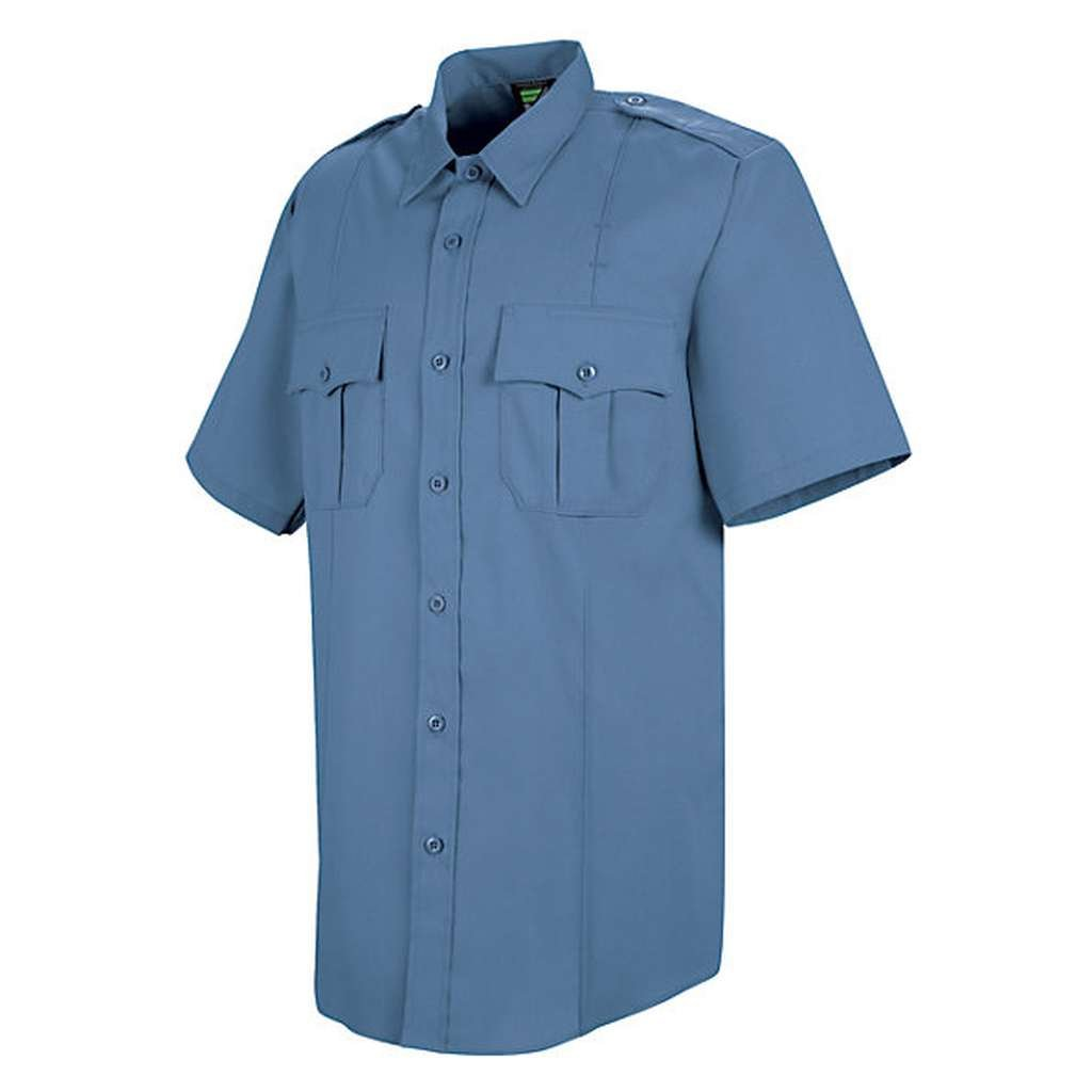 SS195 Horace Small Deputy Deluxe Shirt French Blue