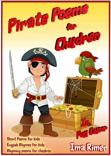 Pirate Poems for Children  Short poems for kids, English