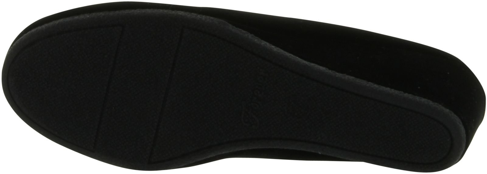 Forever Link Women's Patricia-02 Wedge Pumps Shoes,Black Suede,10 by Forever (Image #4)