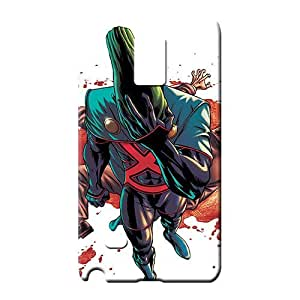 samsung note 4 Attractive PC High Quality phone case cell phone covers martian manhunter i4