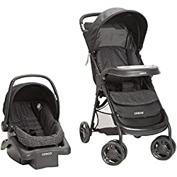 Cosco Lift and Stroll Plus Travel System, Black Arrows