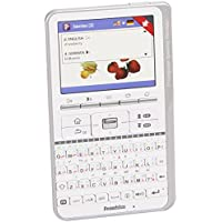 Franklin 17 Language Spkng Global Trans Handheld Devices