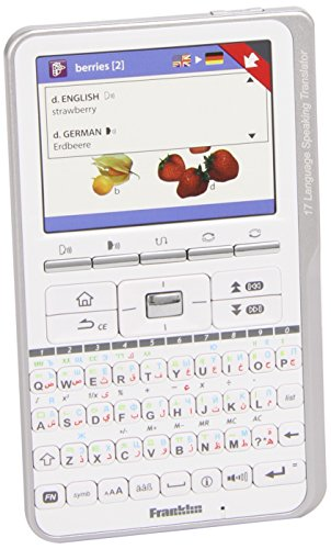 Franklin 17 Language Spkng Global Trans Handheld Devices