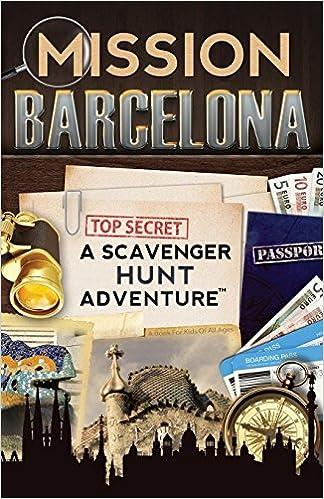 Como Descargar En Bittorrent Mission Barcelona: A Scavenger Hunt Adventure: Epub Patria