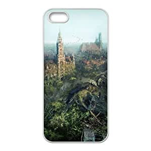 Crysis 3 Koln Game iPhone5s Cell Phone Case White yyfabc_011086