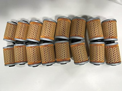 Eight New Enduralast Oil Filters Hinged Boxer BMW R Airhead Non Oil Cooled 11 42 1 337 570