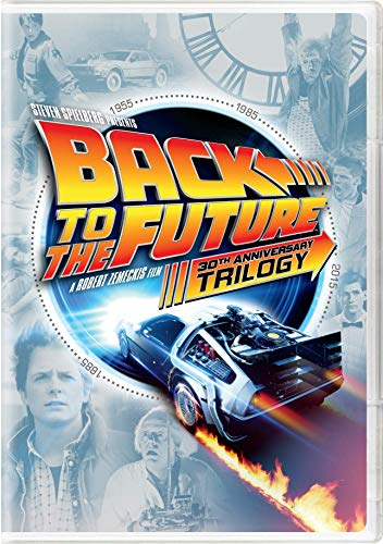 Back to the Future 30th Anniversary Trilogy
