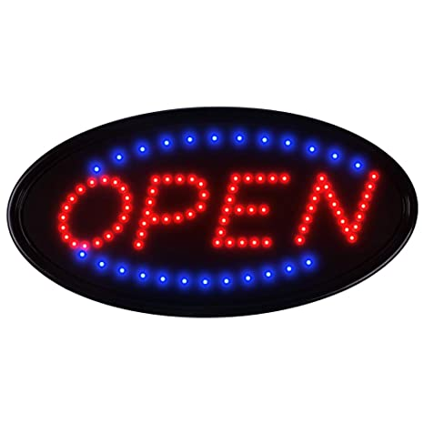 Amazon.com: Boshen LED ATM Sign for Business Display ...